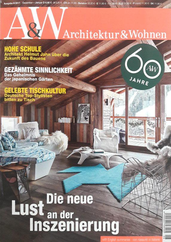 Wohnen Magazin a w newcomer relvao kellermann